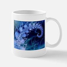 Brilliant Blues Artistry Mug