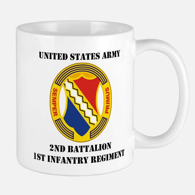 2ND BATTALION 1ST INFANTRY REGIMENT Mug