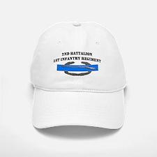 2ND BATTALION 1ST INFANTRY REGIMENT Baseball Baseball Cap