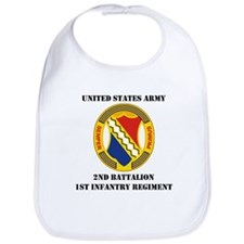 2ND BATTALION 1ST INFANTRY REGIMENT Bib