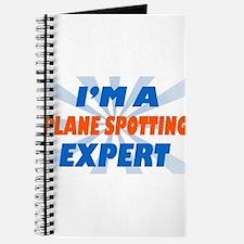 Plane spotting Expert Journal