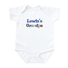 Lewis's Grandpa Infant Bodysuit