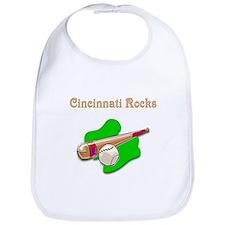 Cincinnati Rocks Bib
