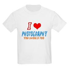 I love photograph T-Shirt