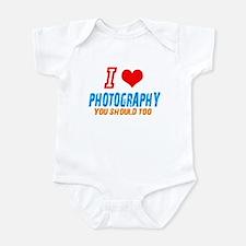 I love photograph Infant Bodysuit