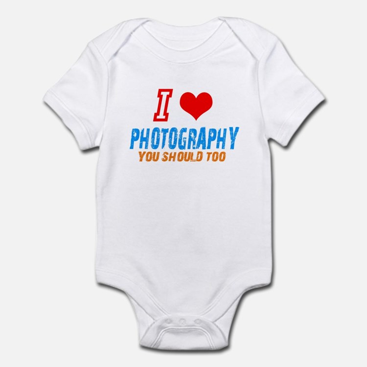 I love photograph Infant Bodysuit