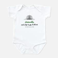 Saudi Oilfields Infant Bodysuit