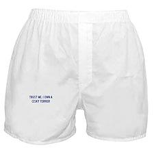 Cesky Terrier Boxer Shorts