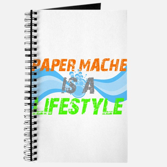 Paper Mache is a lifestyle Journal