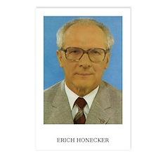 Honecker Postcards