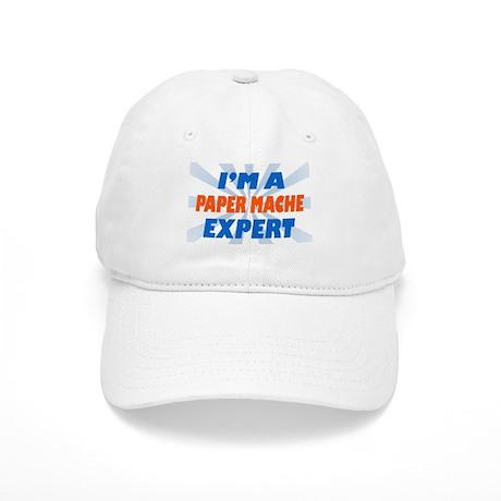 im a paper mache expert Cap