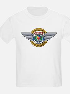 Autism Medal T-Shirt