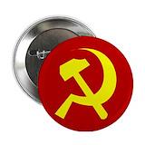 Communist badges Buttons