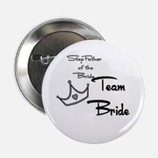 "Stepfather of the Bride Butto 2.25"" Button"