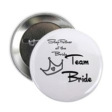 """Stepfather of the Bride Butto 2.25"""" Button (1"""