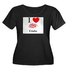 I Love Crabs T