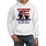 Uncle Sam Anti Liberal Hooded Sweatshirt