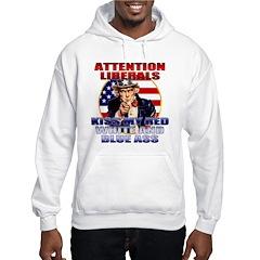 Uncle Sam Anti Liberal Hoodie
