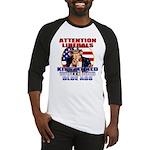 Uncle Sam Anti Liberal Baseball Jersey