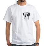 Budapest Shortface Pigeon White T-Shirt
