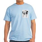 Budapest Shortface Pigeon Light T-Shirt
