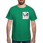 Budapest Shortface Pigeon Dark T-Shirt