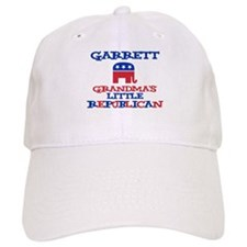 Garrett - Grandma's Little Re Baseball Cap