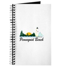 Pemaquid Beach Journal
