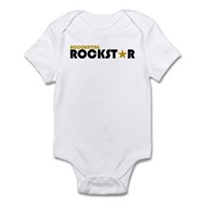 Accounting Rockstar2 Infant Bodysuit
