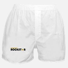 Accounting Rockstar2 Boxer Shorts