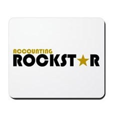 Accounting Rockstar2 Mousepad