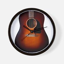 Classic Gibson Sunburst Wall Clock