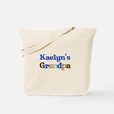 Kaelyn's Grandpa Tote Bag
