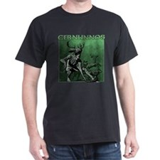 Cernunnos Black T-Shirt