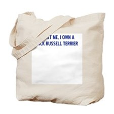 Jack Russel Terrier Tote Bag