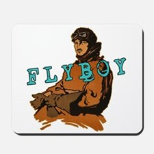 FLYBOY Vintage Pilot Mousepad
