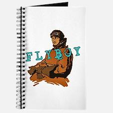 FLYBOY Vintage Pilot Journal