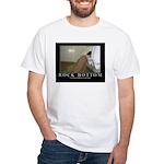 Rock Bottom White T-Shirt