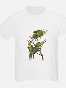 Parrots (Front & back) T-Shirt