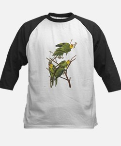 Parrots (Front & back) Tee