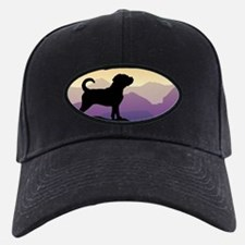 Purple Mountains Puggle Baseball Hat