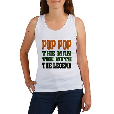 POP POP - the legend Women's Tank Top