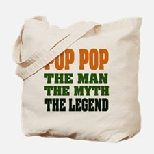 POP POP - the legend Tote Bag