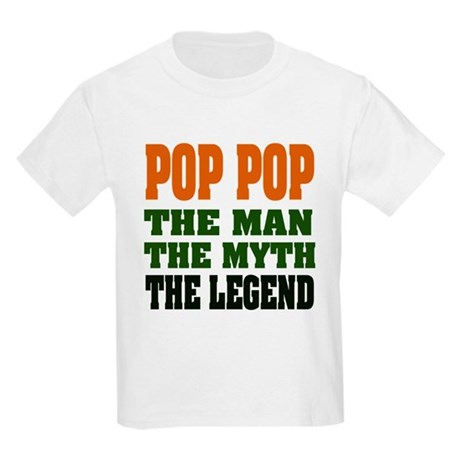 POP POP - the legend Kids Light T-Shirt