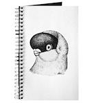 Helmet Shortface Pigeon Journal