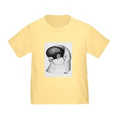 Helmet Shortface Pigeon T