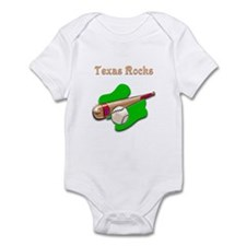 Texas Rocks Infant Bodysuit