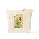Absinthe Blanqui Tote Bag