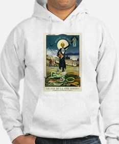Swiss Absinthe Prohibition Jumper Hoody