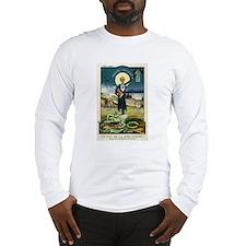 Swiss Absinthe Prohibition Long Sleeve T-Shirt